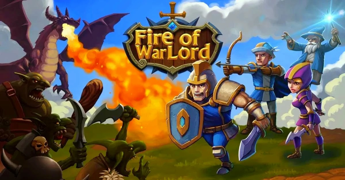 Fire of Warlord: Epic Revenge v0.5.1 APK Mod
