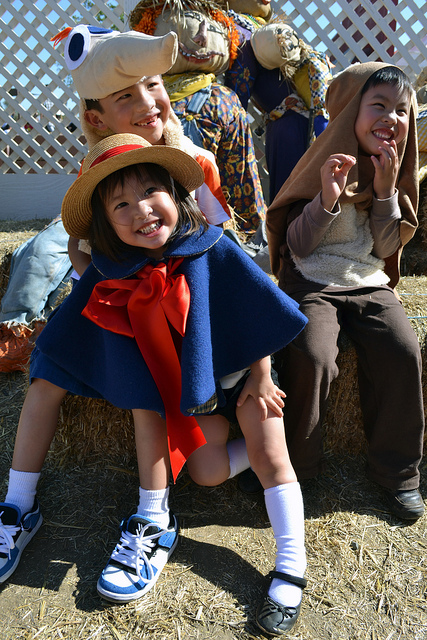 madeline costume DIY