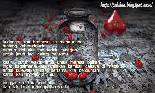 Puisi Guci Hati _ Crhistina Perri