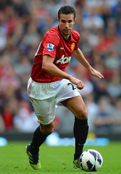 Robin Van Persie Manchester United2012