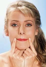 Gimnasia facial arrugas de la boca