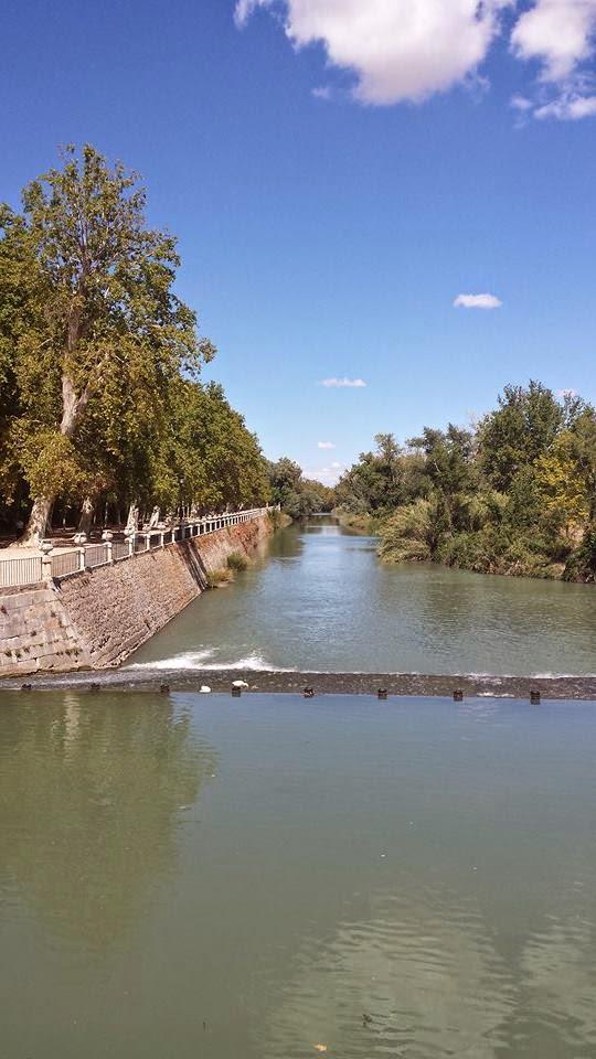Aranjuez rio Tajo