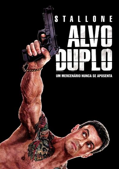 Filme Alvo Duplo Dublado AVI BDRip