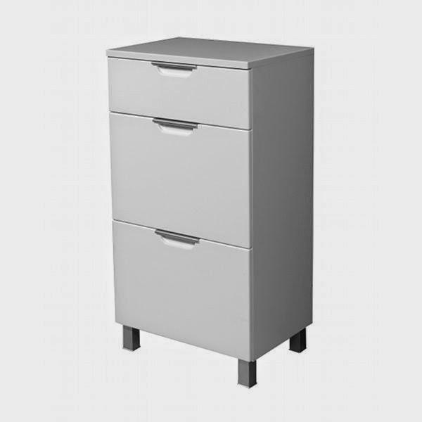 Meubles rangement salle de bain meuble de rangement salle - Colonne plastique rangement ...