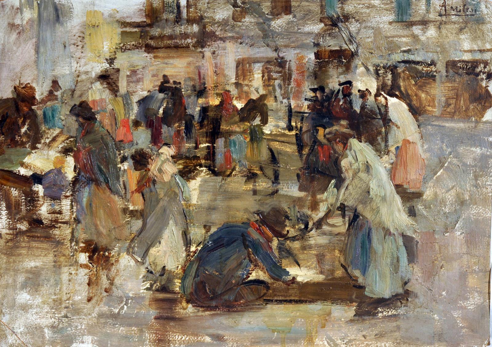 Alessandro Milesi Mercato  a  Venezia