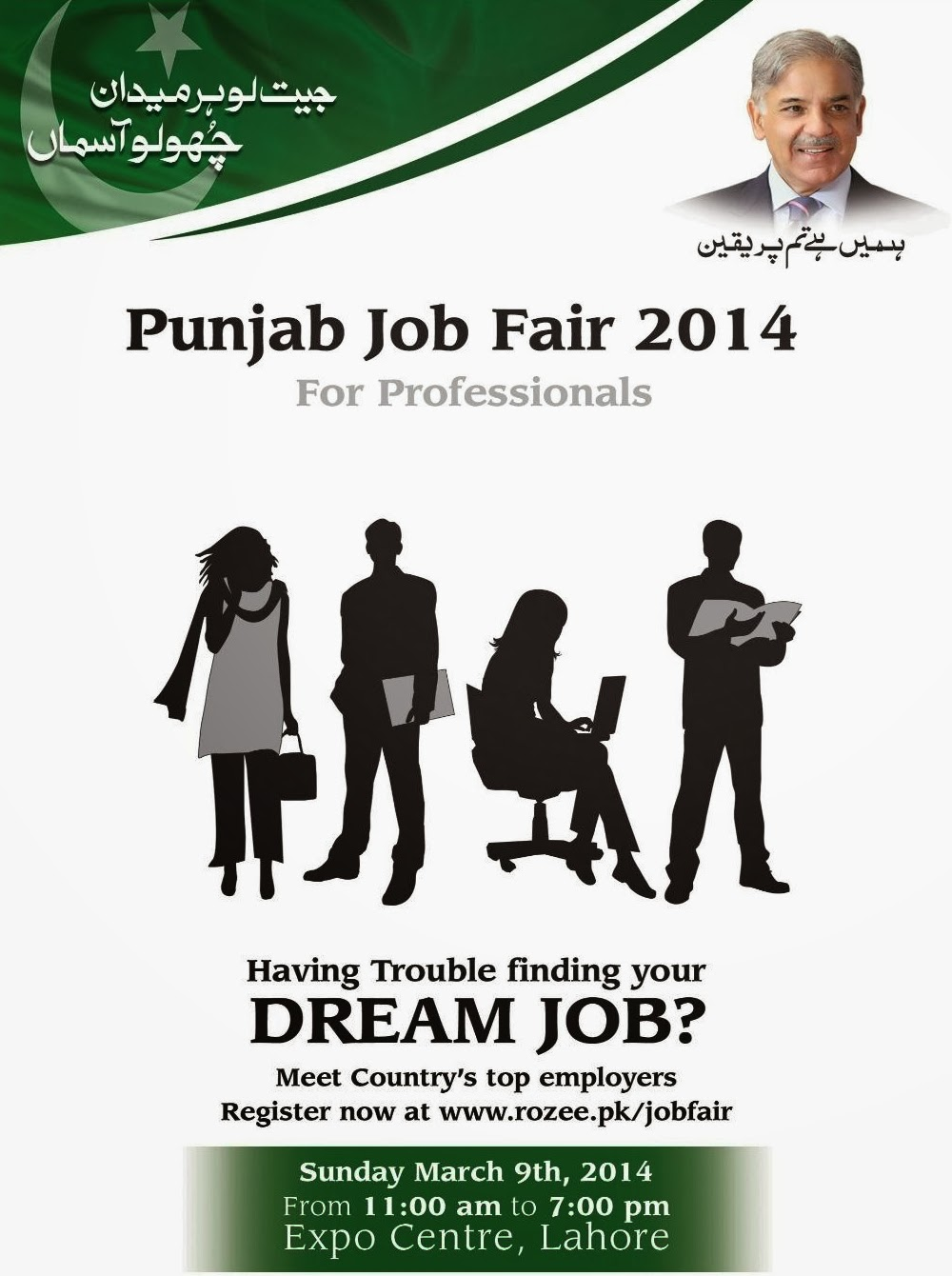 Jobs ad government of Punjab