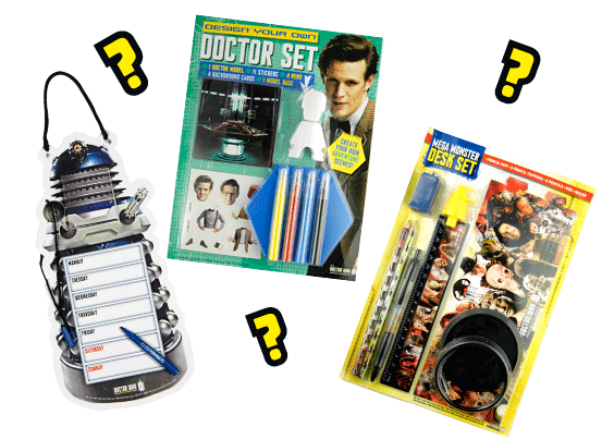 The Ultimate Doctor Who Site: Doctor Who Adventures - Issue 329