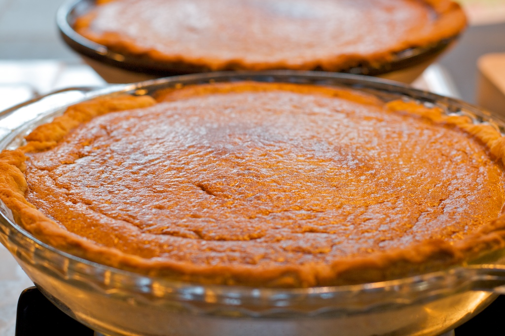 MARKETING NETWORK REVIEWED: Pumpkin Pie - Fresh Or Canned ...