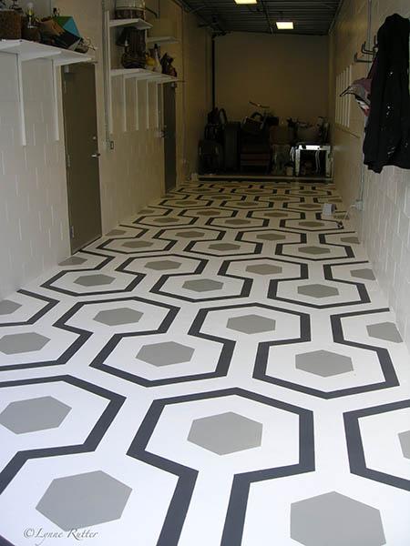 Enamel Concrete Floor Paint