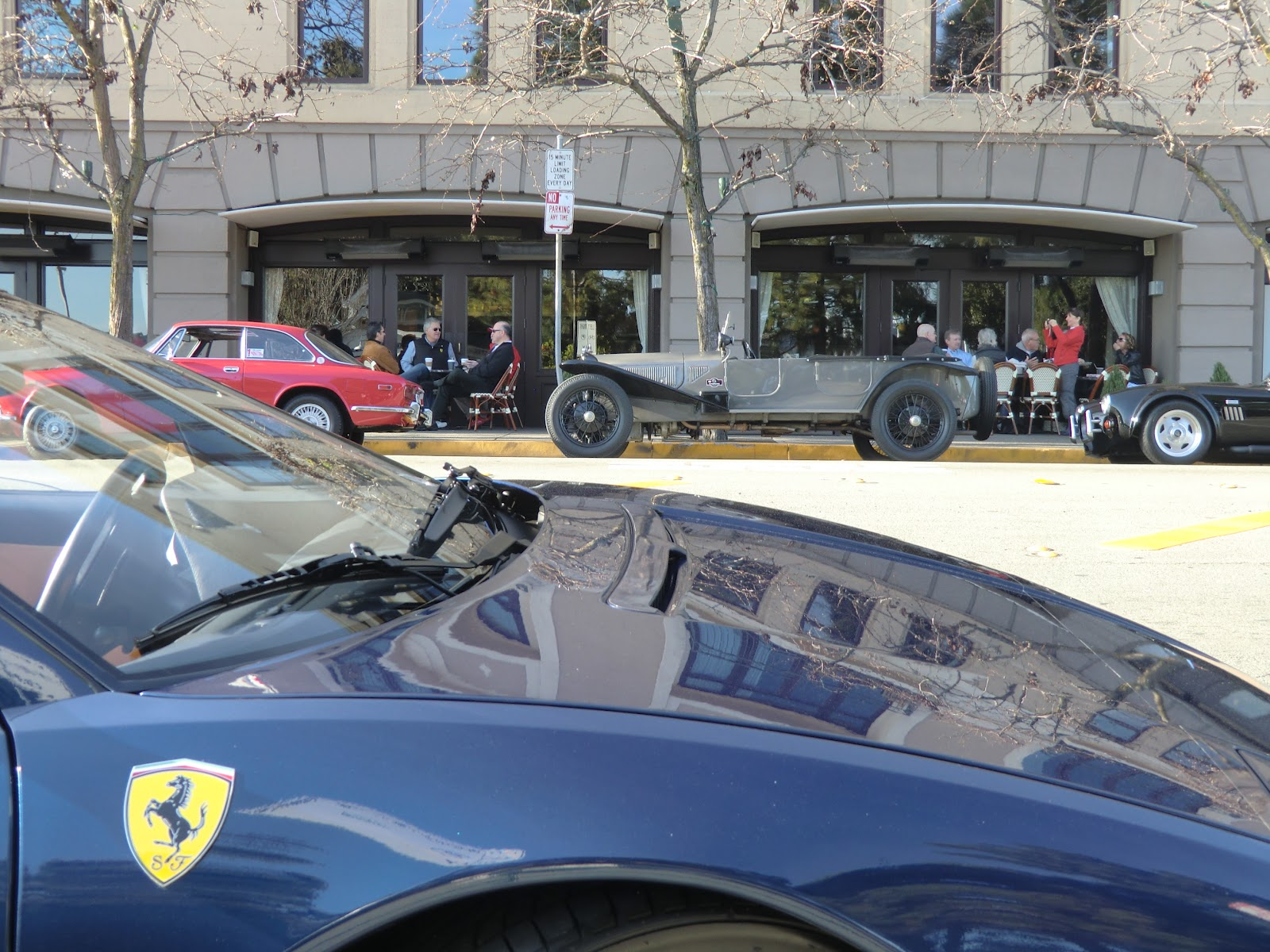 Tamerlanes Thoughts Sausalito Cars Coffee Company Pictures - Car meets near me today