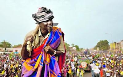 Guiné-Bissau: Candidatura de Kumba Ialá denuncia alegadas fraudes em preparação