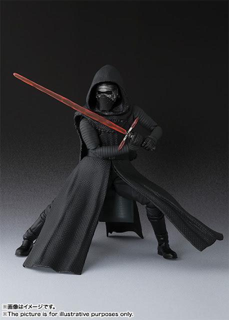 Star Wars S.H.Figuarts Kylo Ren