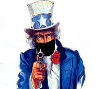 Uncle Sam also known as the U.S. Government has become a thief