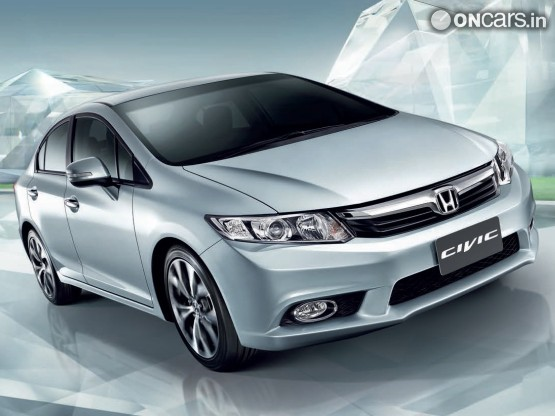 Honda Civic India 01