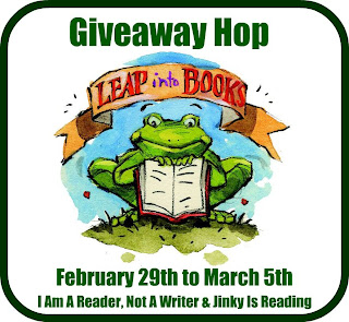 Leap into Books G!veaway H0p!