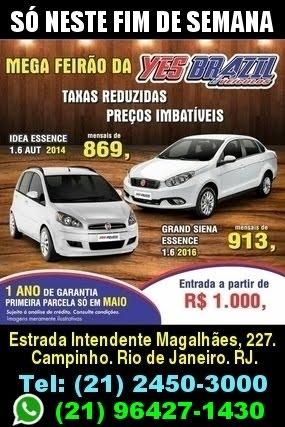Yes Brazil Car