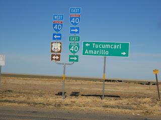 route 66 texas