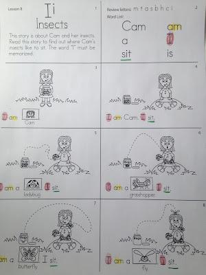 Amazing Action Alphabet Beginning Reader Book for Preschoolers