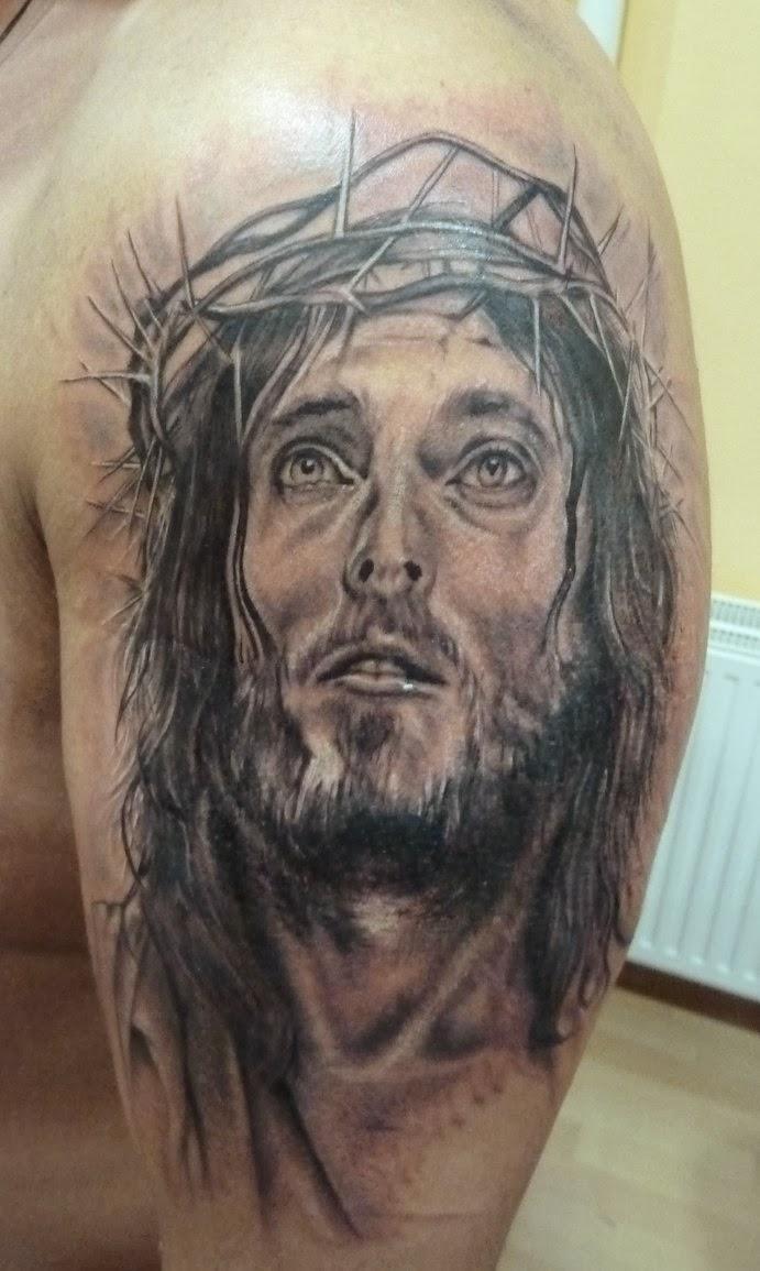 God is a myth december 2013 for Is god against tattoos