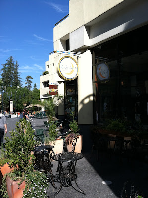 Fun Local Sidewalk Cafes