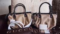 GUCCI SUKEY DIAMANTE TOP HANDLE BAG