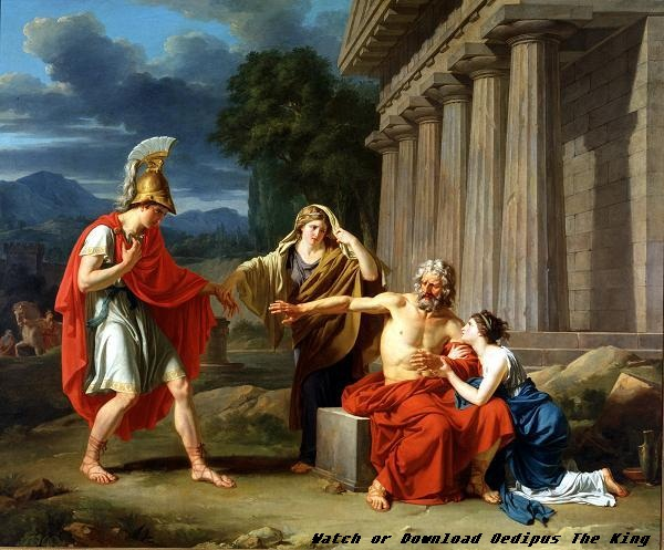 man vs god in sopochles oedipus the king Oedipus the king by sophocles is the story of a man who was destined to kill his father and marry his mother the ancient greeks believed that their gods decided what.