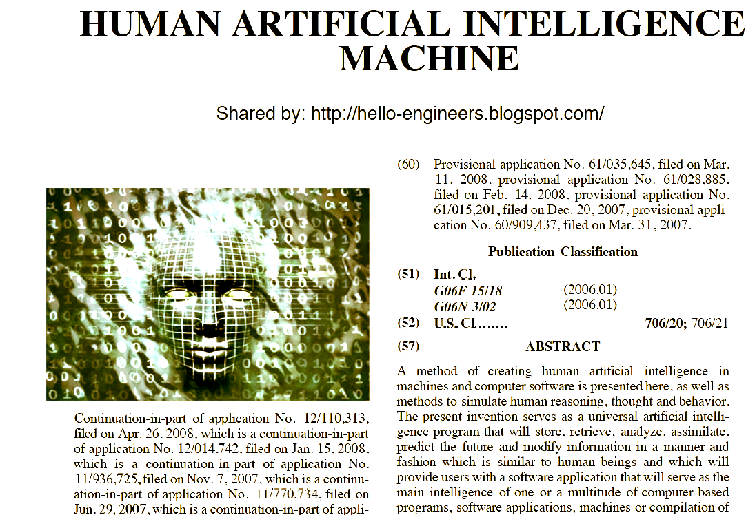 strong artificial intelligence essay Current main issues of pursuing artificial intelligence philosophy strong artificial intelligence is the design of a in his well-known 1972 essay.