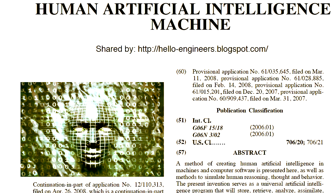 artificial intelligence is here essay