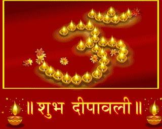 दीपावली लक्ष्मी पूजन की विधि , Deepawali Laxmi Poojan Vidhi in Hindi