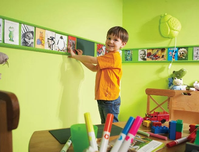 Guarda decorativa infantil para habitaciones portal de - Decoracion paredes habitacion infantil ...