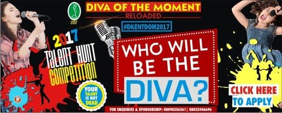 #DivaoftheMoment2017 #DKENTDOM2017