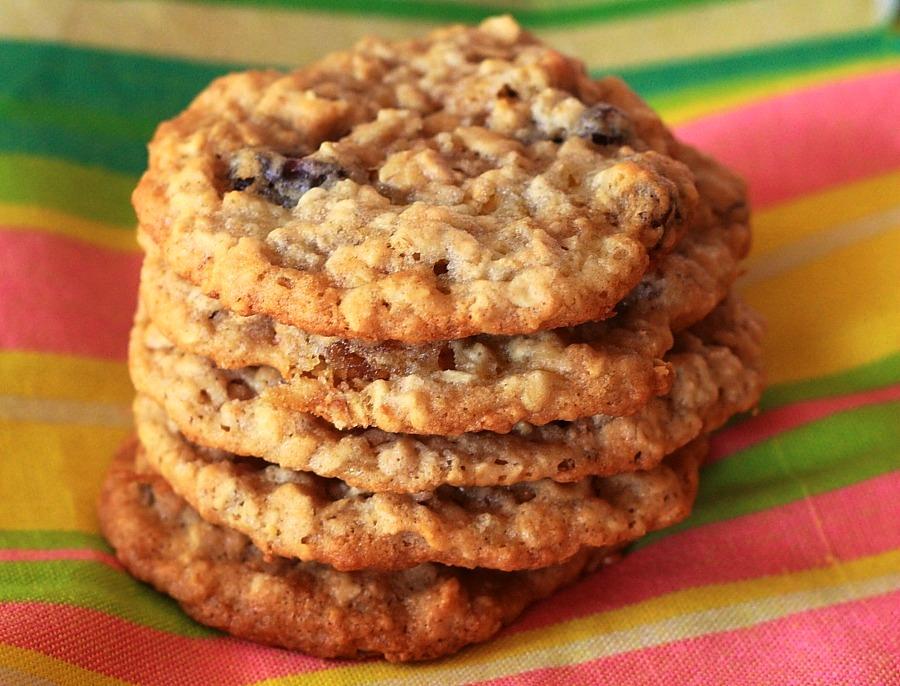 Lemon Drop: Oatmeal Raisin Cookies