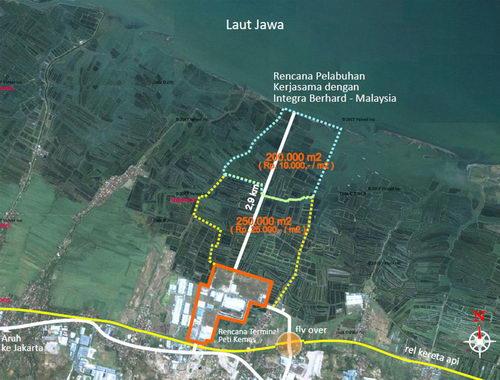 KITW Technopark, Kawasan Industri Tugu Wijayakusuma