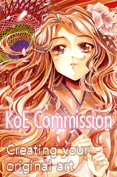 Commission me (Commission closed until October 2017)