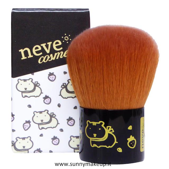 Neve Cosmetics - Nevebuki. Pennello Hamsterbuki.