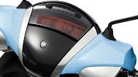 Yamaha Xenter 125 (2012) Dashboard