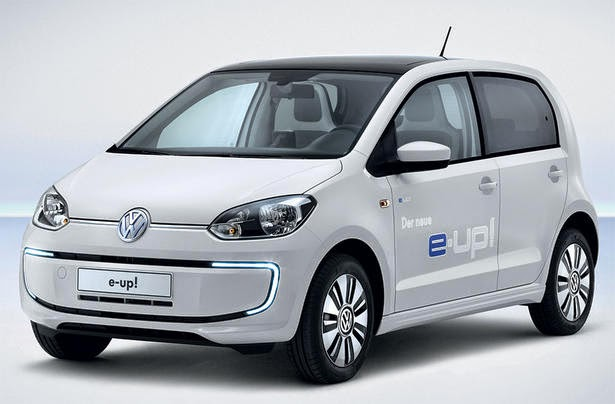 Volkswagen Up 2014