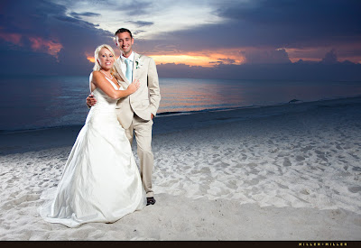 Beach Wedding Photography