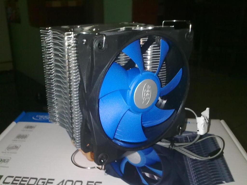 computer hardware hsf deepcool iceedge 400 fs