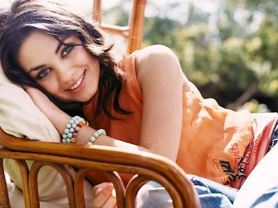 Mila Kunis Top Celebrity
