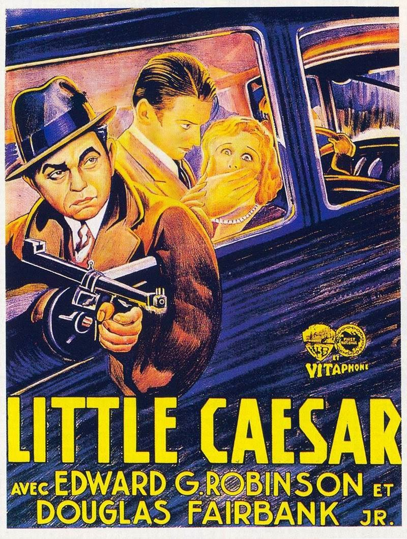 100 Years of Movie Posters: Edward G. Robinson
