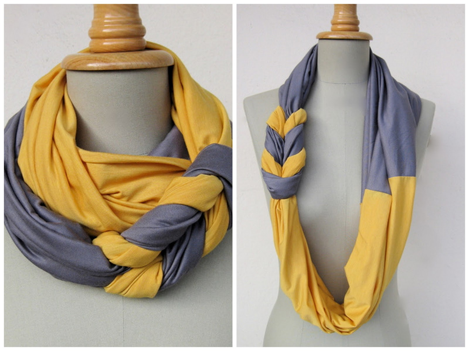How to Recycle: Recycling Old T-Shirt into a Scarf