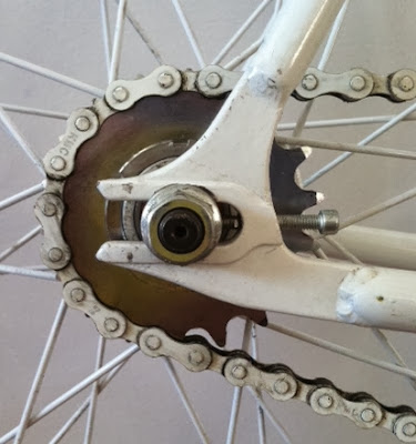 fixed gear, fixie cog