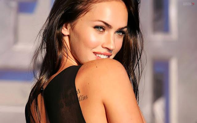 Ho sognato Megan Fox