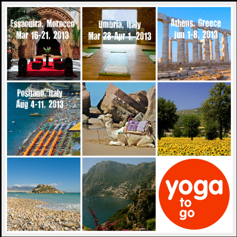 Morocco All Inclusive Holidays: Happy New Year! Treat Yourself To A Yoga Retreat In 2013