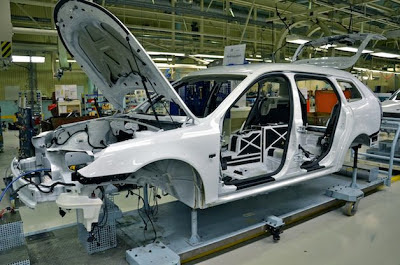 [Report] Saab 9-3 production to start in China in 2013