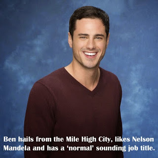 Ben H is on Bachelorette Season 11
