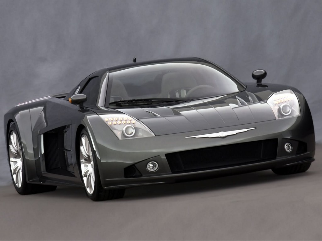 Chrysler sports cars