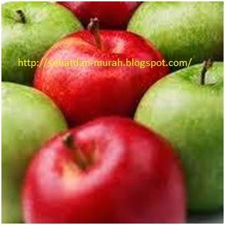 Kandungan gizi pada sebutir apel