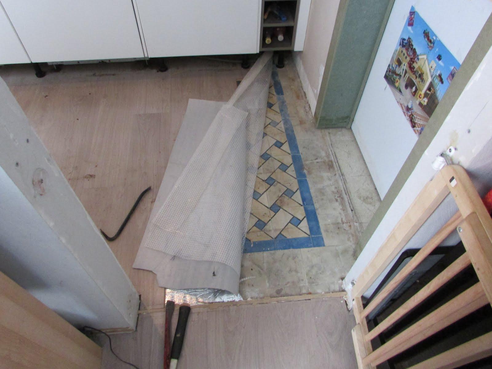 verbouwing van ons ouderlijk huis: juni 2015